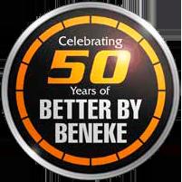 Beneke 50 years selebration